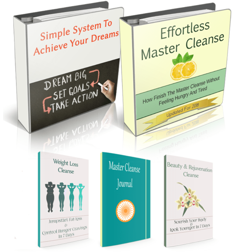 Effortless Master Cleanse With Bonuses