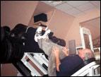 Pat Robertson Leg Pressing 2,000 pounds