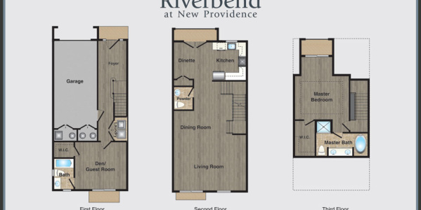 Riverbend Floorplan