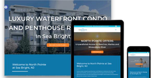 North Pointe Responsive Design Website