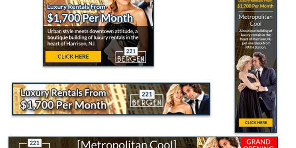 221 Bergen Digital Banner Ads