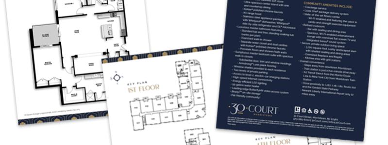 30 Court Brochure