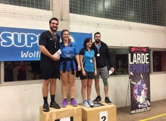 Obernights 8 - Finalistes DMX Espoir Haute - Laëtitia & Sébastien