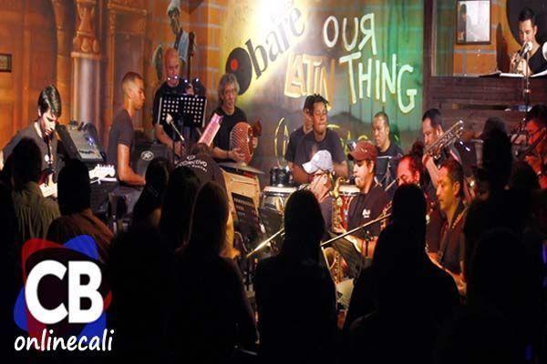 Grandes ligas en la Big Band Punto Baré