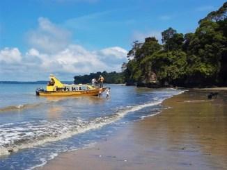 Playa Juan de Dios belleza del Pacífico vallecaucano