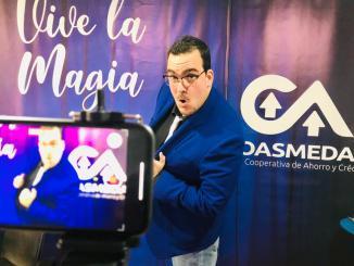 Daniel Giandoni magia del escenario real al mundo virtual