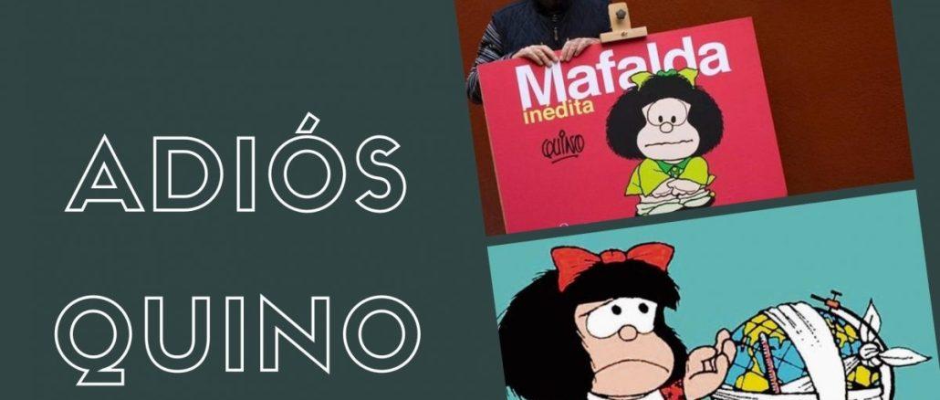 Adiós Quino, creador de Mafalda, la conciencia latinoamericana
