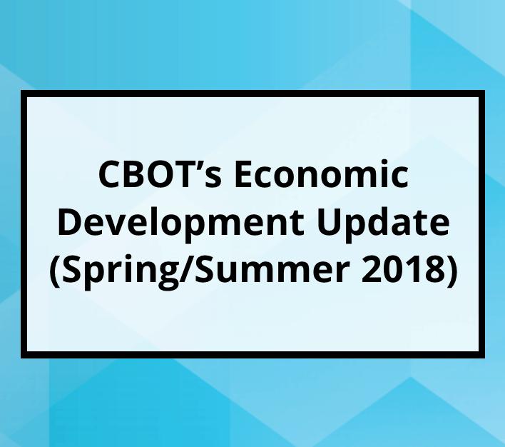 Economic Development Update – Spring/Summer 2018
