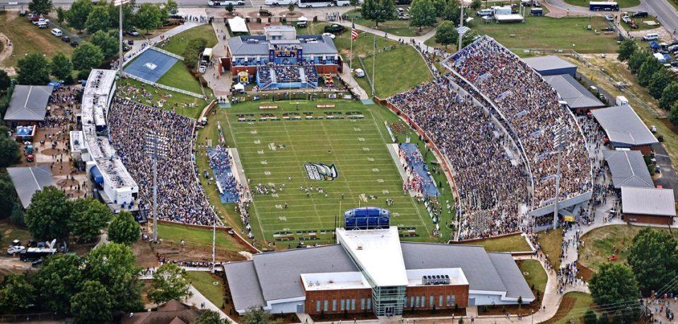 Southern University, Statesboro, GA