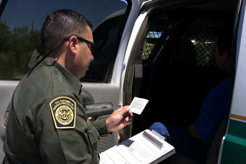 U.S. Border Patrol Agents assigned to the Niagara Falls Border Patrol Station