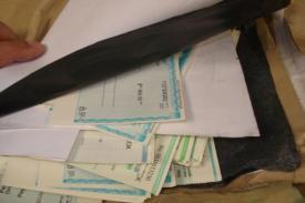 Counterfeit Monetary Instruments