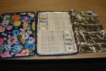 Counterfeit Currency Seized