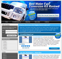 Clickbank-Niche-Storefront-Water For Fuel