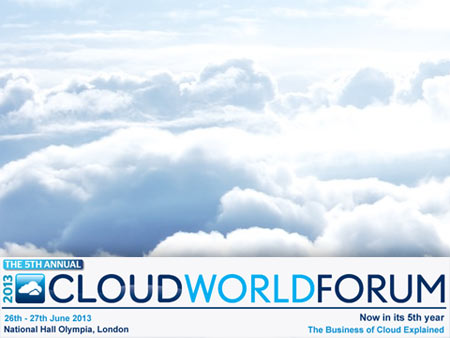 cloudwf event 2013