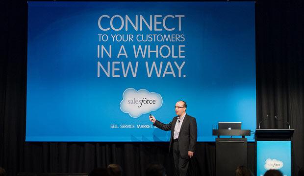 salesforce cloud crm