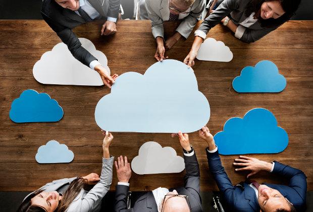Cloud meeting