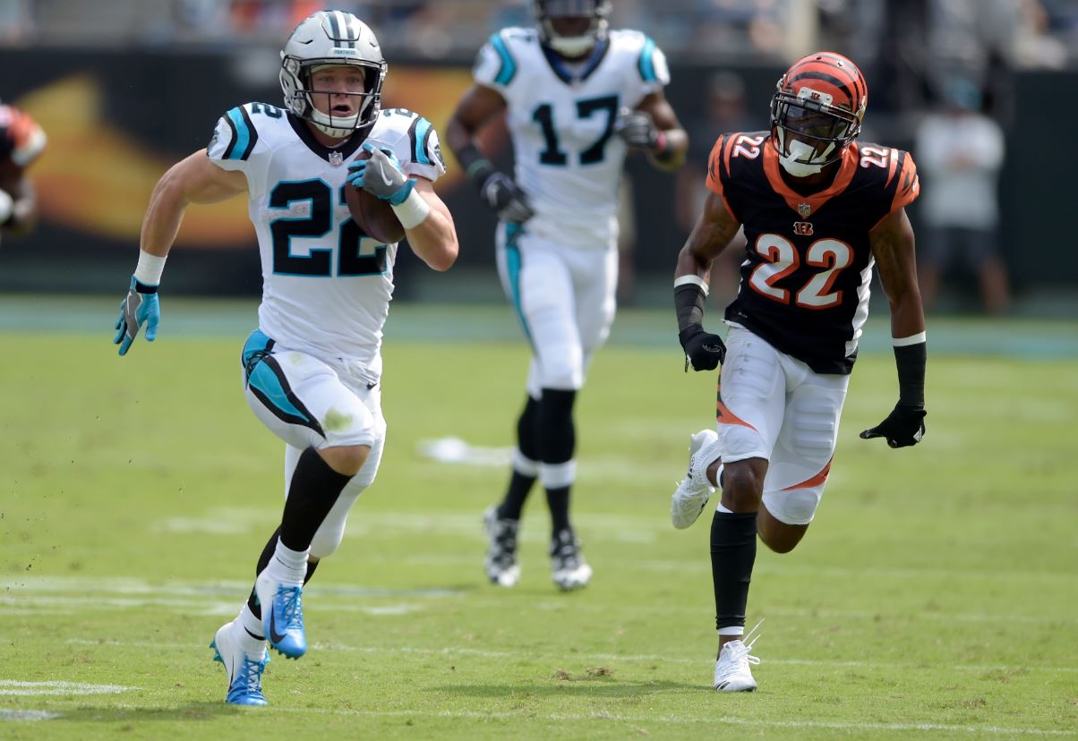 c1ecd06f6 Cam's Corner: Panthers eager to pick up where they left off after bye