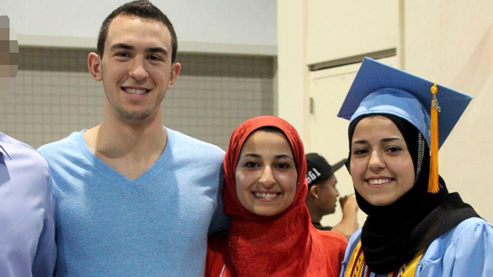 Deah Barakat, Yusor Mohammad Abu-Salha and Razan Mohammad Abu-Salha_70556