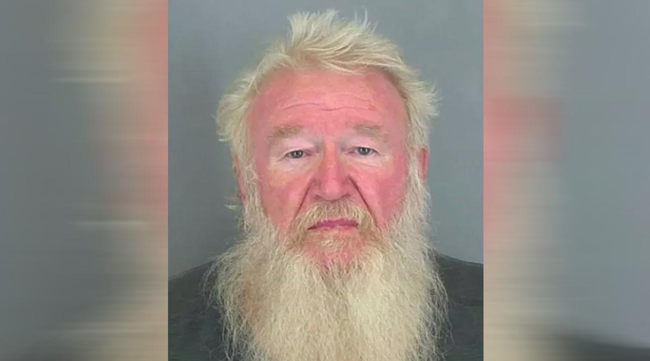 John Carrol Majors. (Courtesy of the Spartanburg County Detention Center via WSPA)
