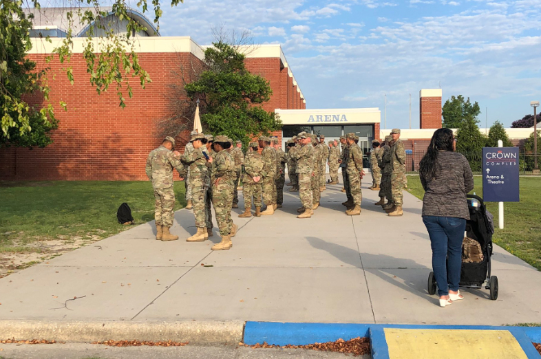 NC National Guard regiment to deploy to Middle East | CBS 17