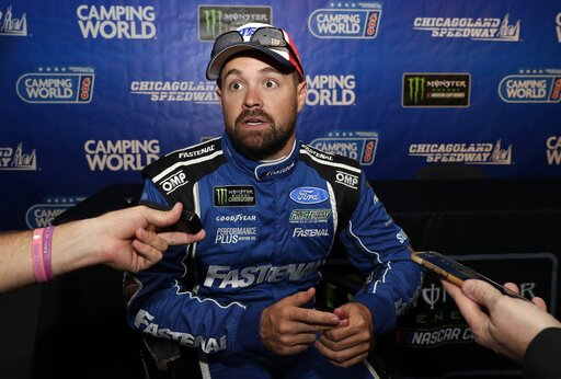 Ricky Stenhouse Jr