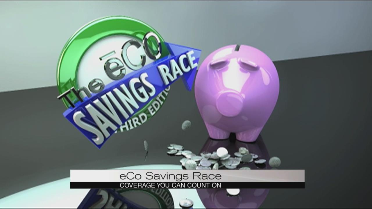 eCo Savings Race Update: Team Rich and Team Davis