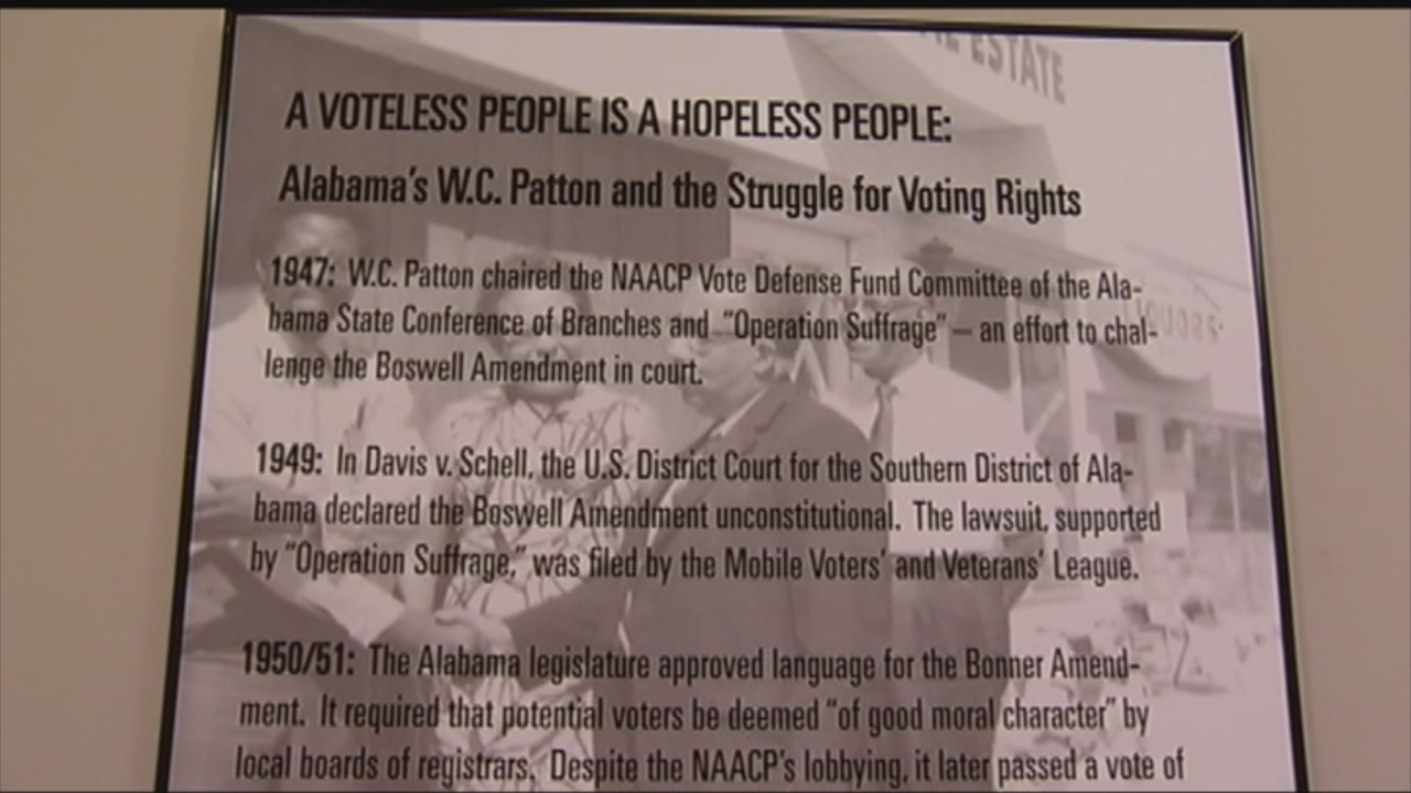 Birmingham Civil Rights Institute exhibit_102521