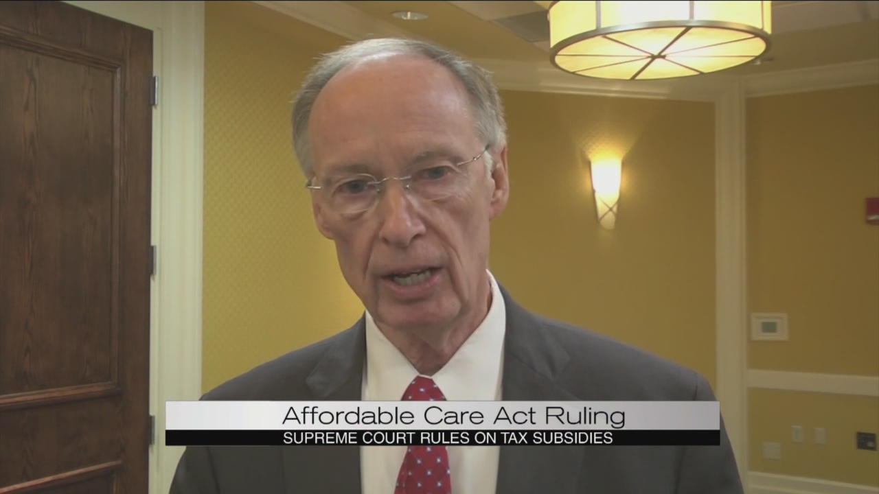 Governor Bentley on Supremem Court ACA ruling_104036