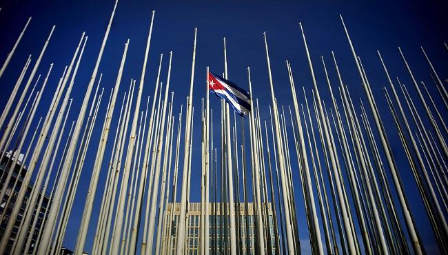 APTOPIX Cuba US_107991