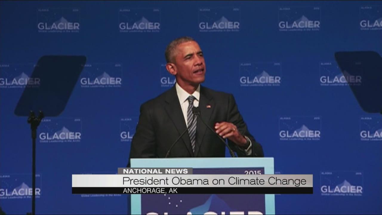 Obama visits Alaska_116764