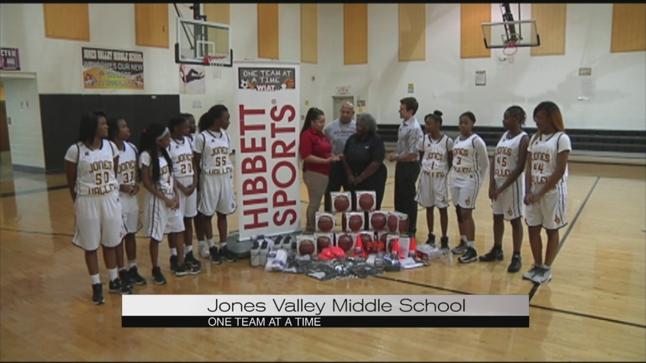 Valley School Middle Alabama Jones