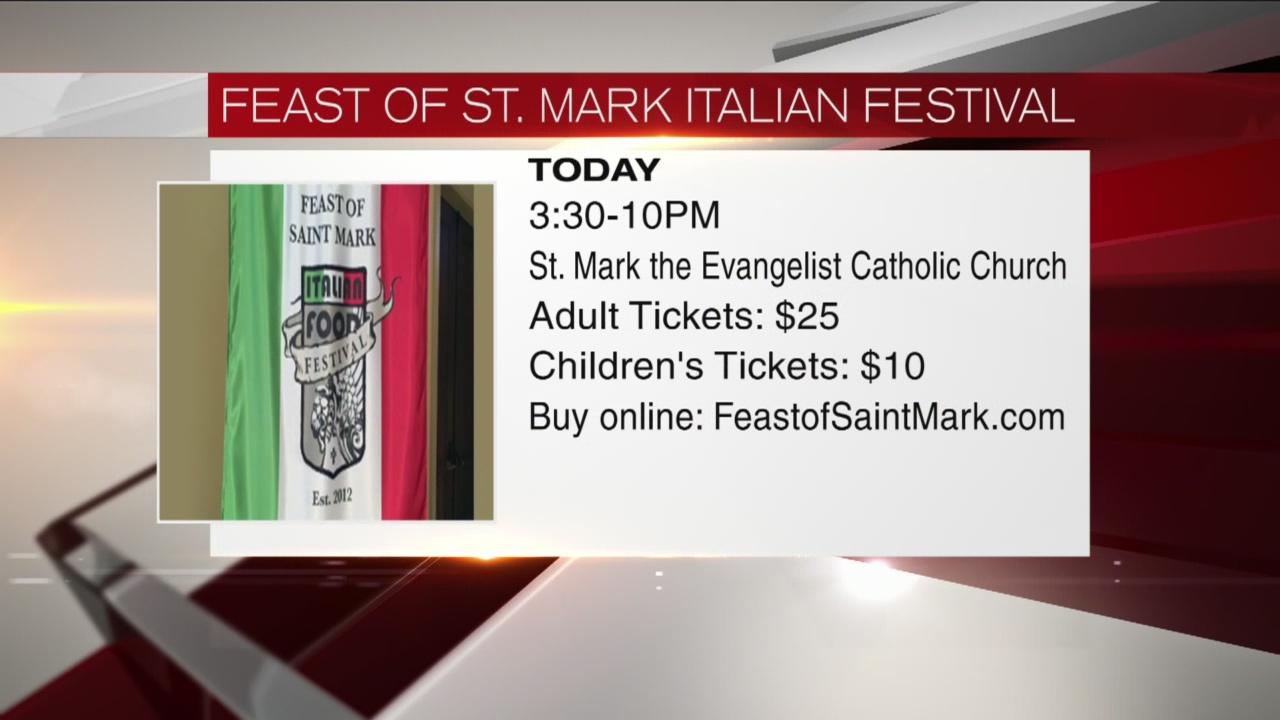 Feast of St. Mark_168862