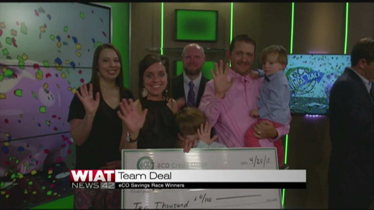 Team Deal wins eCO Savings Race_95381