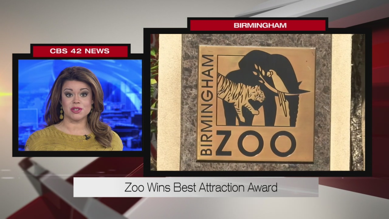 Zoo wins best attraction award