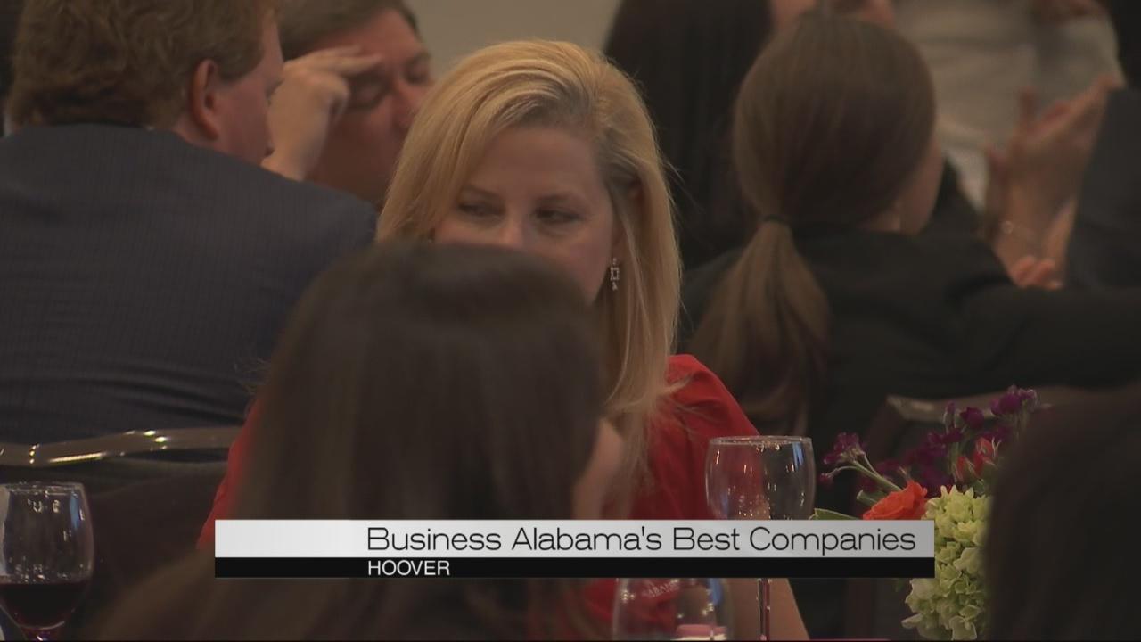 Business Alabama's best companies