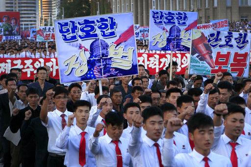 North Korea Koreas Tensions_315640