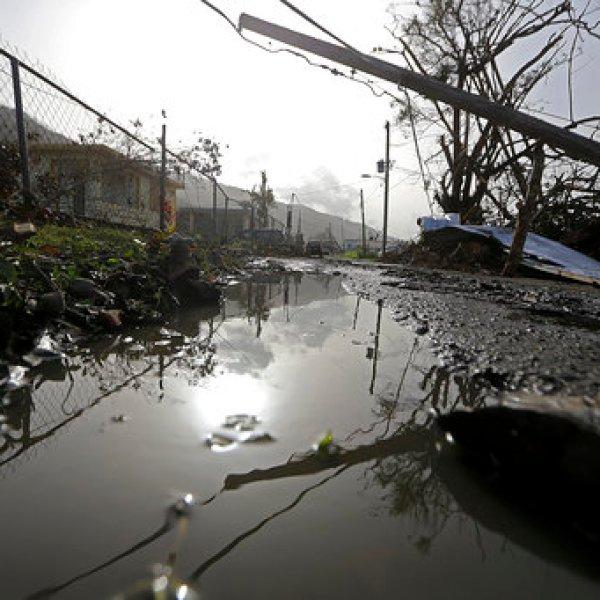 APTOPIX Puerto Rico Hurricane Maria_317050