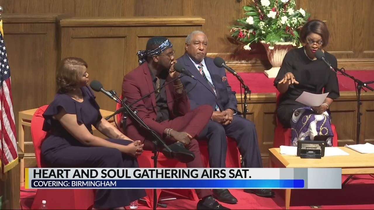 Heart and Soul gathering airs Saturday