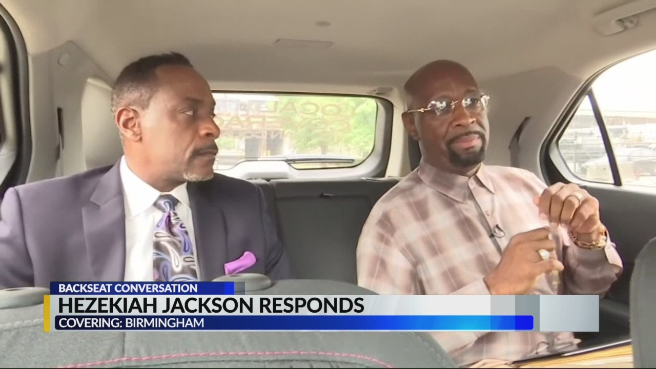 Hezekiah Jackson Backseat Conversation