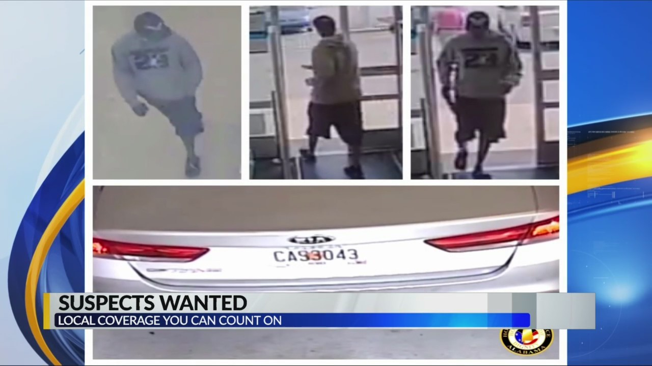 Hoover suspects wanted