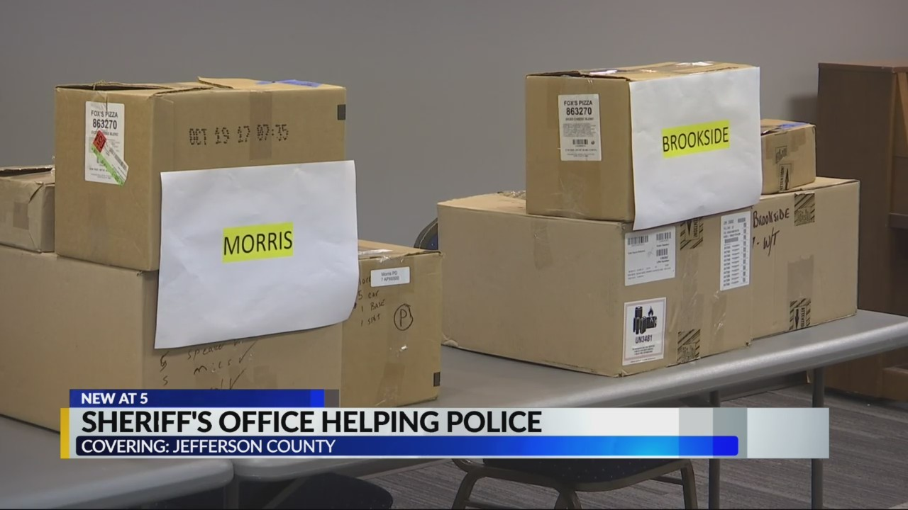 Jeff Co. Sheriff's Office helps police