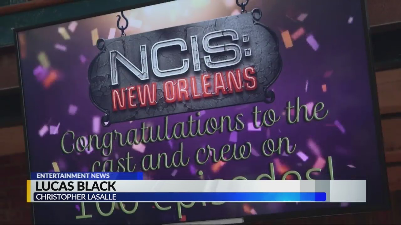 NCIS: New Orleans 100th episode