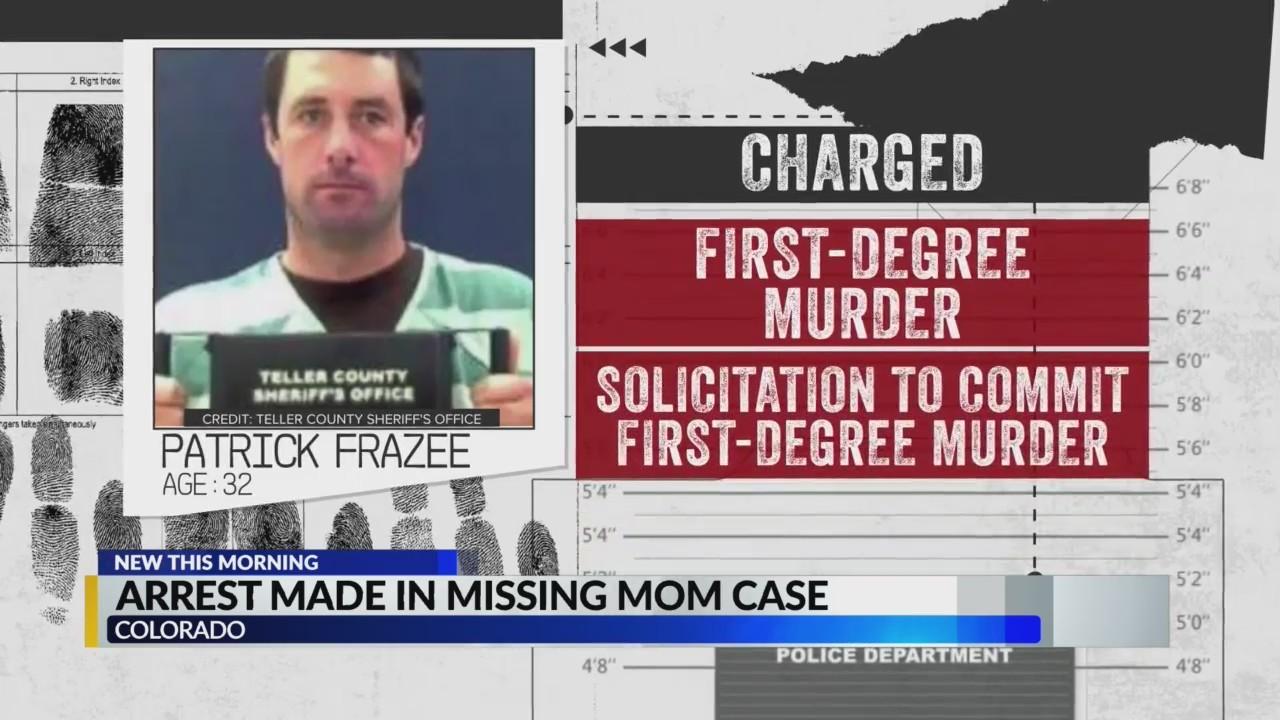Arrest made in missing mom case