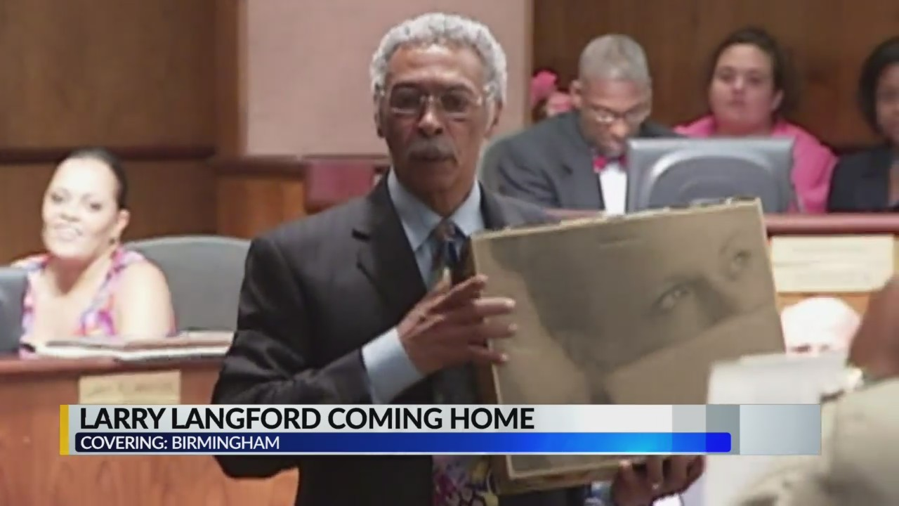 Saturday vigil planned for Larry Langford