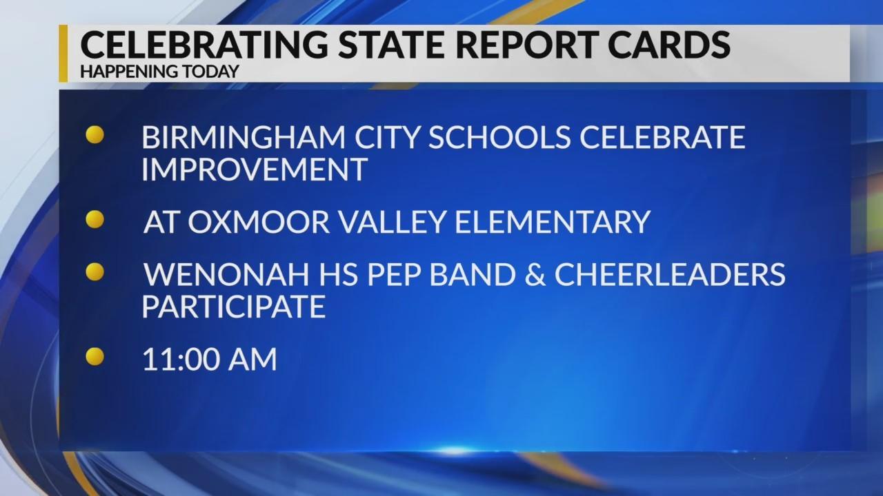 Birmingham City Schools celebrate improvement