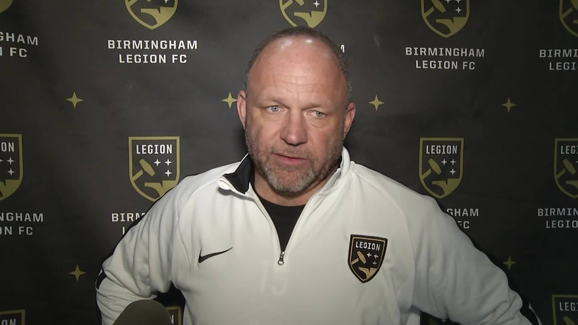 Birmingham's Pro Soccer Team- Birmingham Legion FC Opens Pre-Season Training Camp