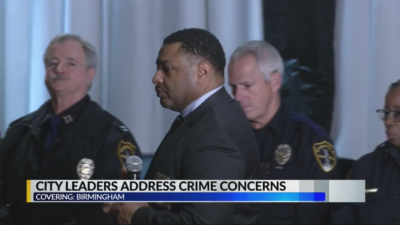 City leaders address concerns about public safety