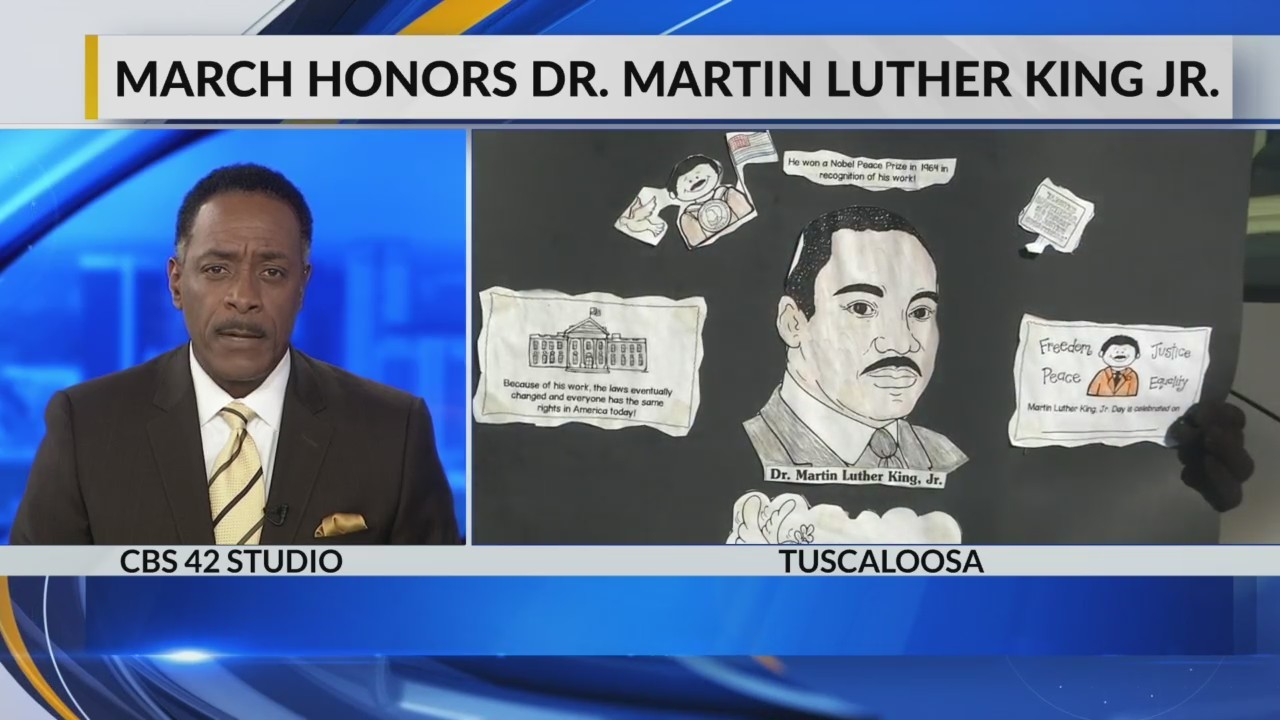 MLK celebrations and memorials across the state