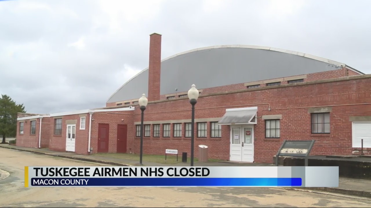 Partial government shutdown closes Tuskegee Airmen National Historic Site