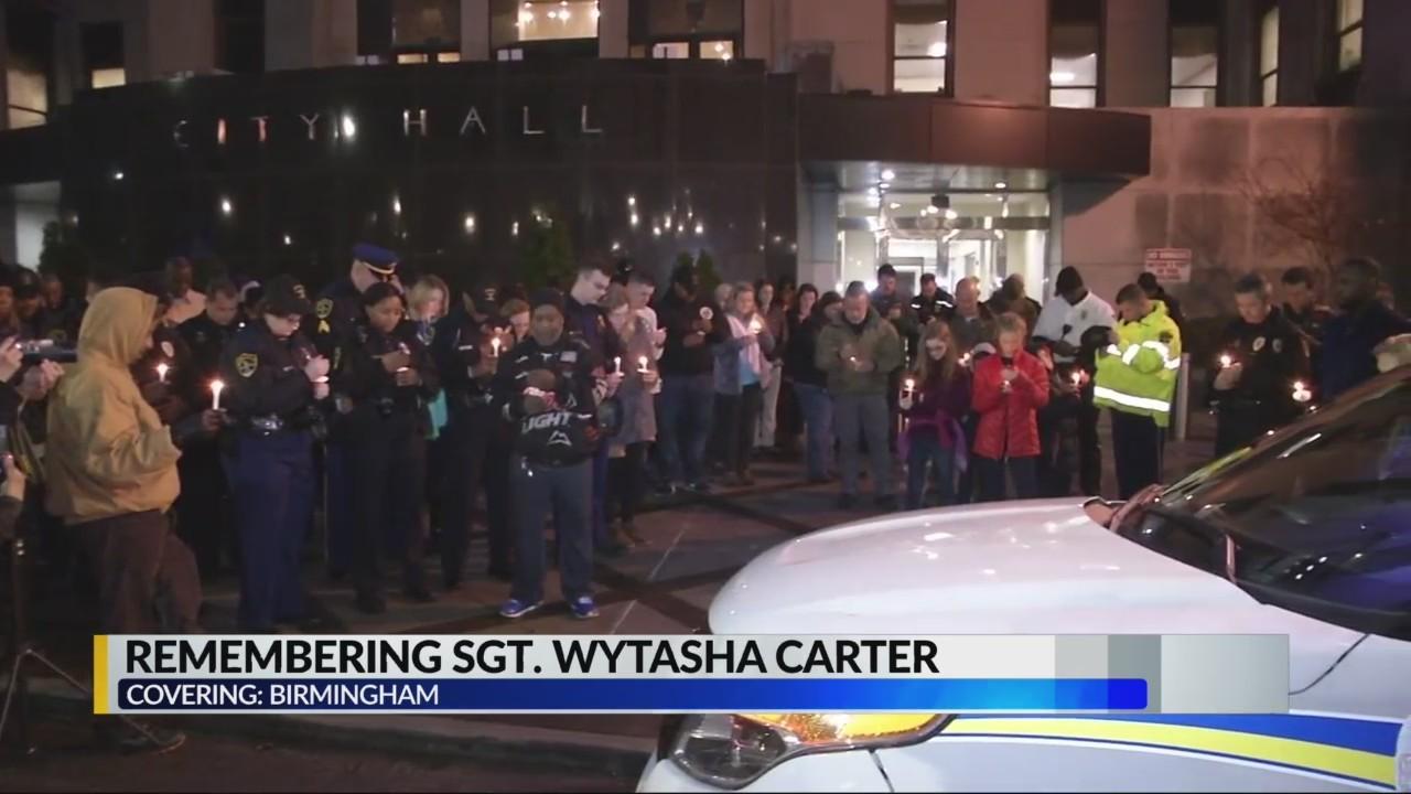 Remembering Sgt. Wytasha Carter